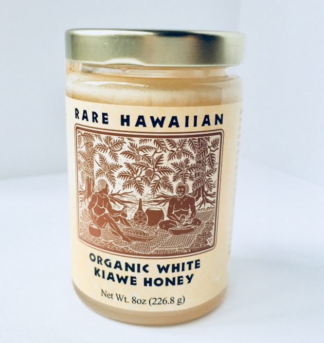 Organic White Kiawe Honey